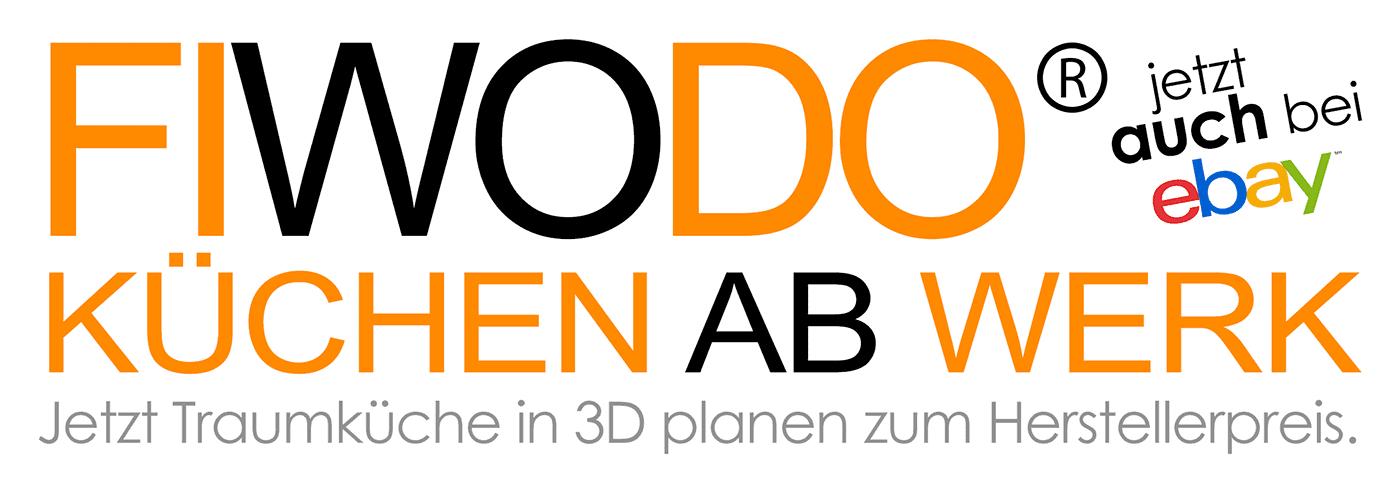 Gut FIWODO   KÜCHEN AB WERK   Logo   Jetzt Küche Günstig In 3D Planen.