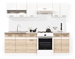 Günstige küchen planen  günstige Küchen online kaufen | TOP Einbauküchen | FIWODO.de
