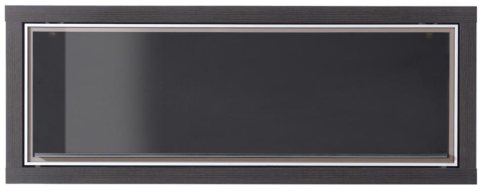 hängeschrank: sfww/11/4 glas-hängeschrank - möbelkollektion, Wohnzimmer