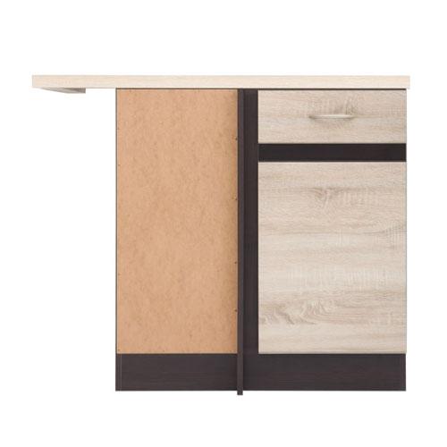 Küchenschrank: DNW/100/82 Eckschrank 100 x 60 - Küchenkollektion ...