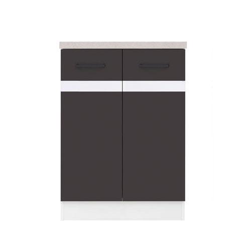 k chenschrank d2d 60 82 unterschrank k chenkollektion junona line ihr m bel. Black Bedroom Furniture Sets. Home Design Ideas