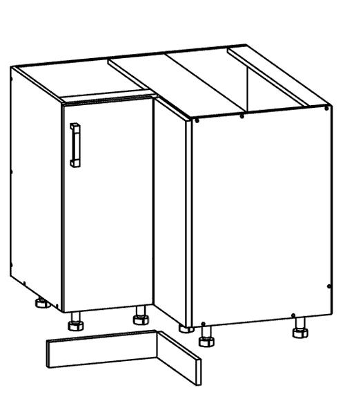 singleküche miniküche kleine küche 1,8m neuware modern hochglanz