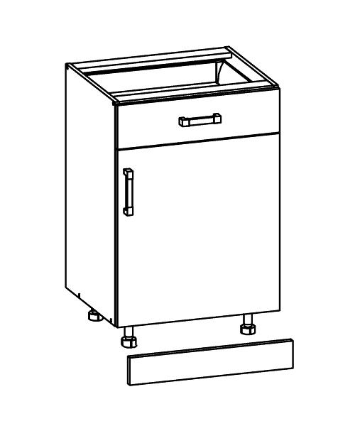 Unterschrank KüChe 60 Cm VI34 – Hitoiro