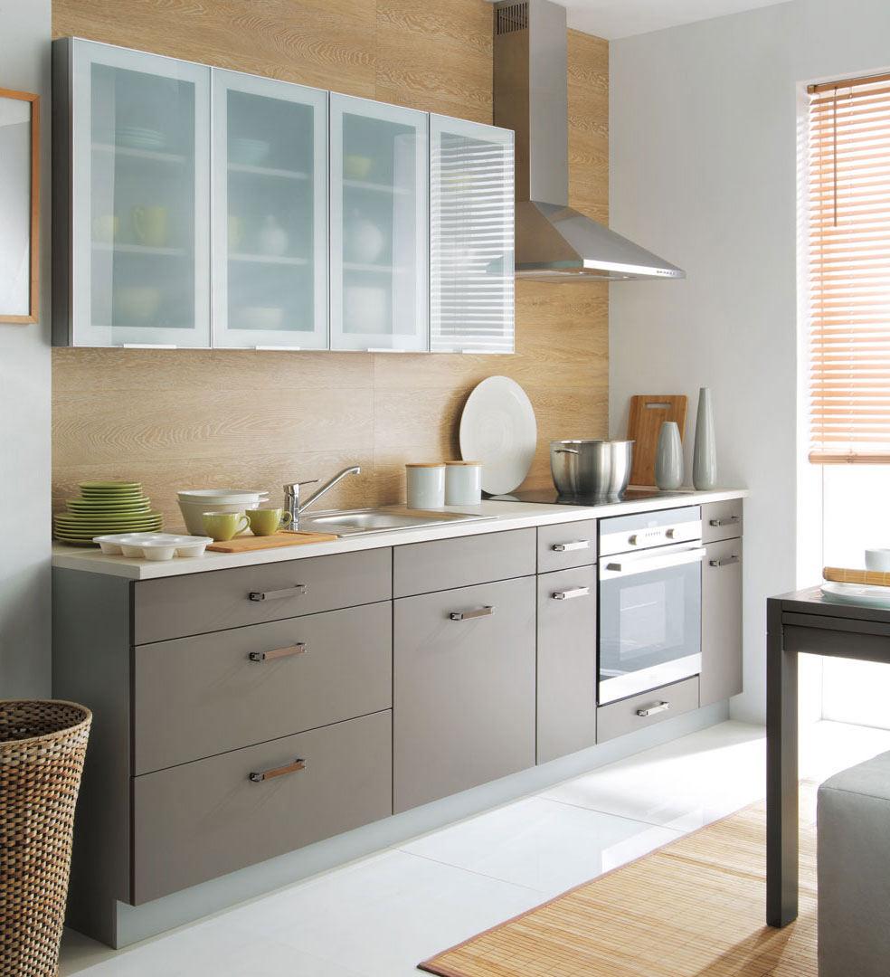 Küchenschrank modern mit glas  Nauhuri.com | Küchenschrank Griffe Modern ~ Neuesten Design ...