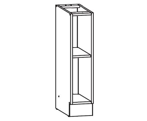 k chenregal 15 cm breit bestseller shop f r m bel und einrichtungen. Black Bedroom Furniture Sets. Home Design Ideas