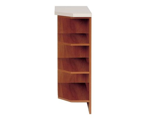 k chenschrank nkdnzl 30 82 abschlussregal links. Black Bedroom Furniture Sets. Home Design Ideas