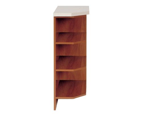 k chenschrank nkdnzp 30 82 abschlussregal rechts. Black Bedroom Furniture Sets. Home Design Ideas