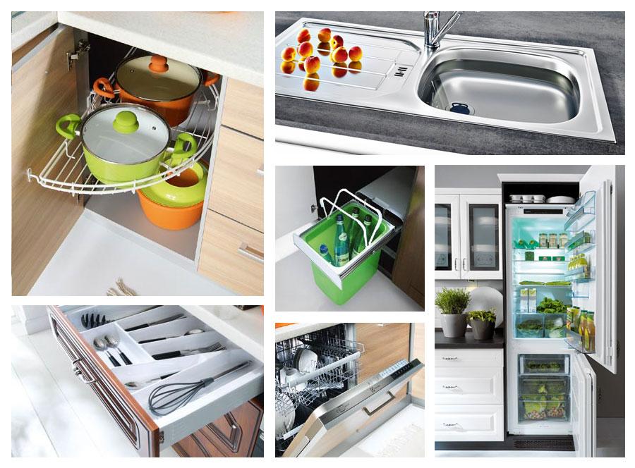 Küchen Eckschrank Rondell Einstellen ~ Küchenzubehör Eckschrank Rondell PO34690 für Eckschrank DNW90
