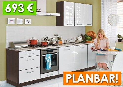 Günstige Küchenblöcke Ohne Geräte ~ Folgende Küchen  Preise verstehen sich inklusive Versandkosten