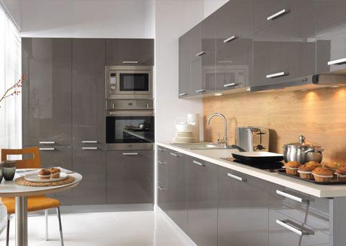 wohnzimmer pink macht eiche modern:Pin Küche Hochglanz Weiss Design ...
