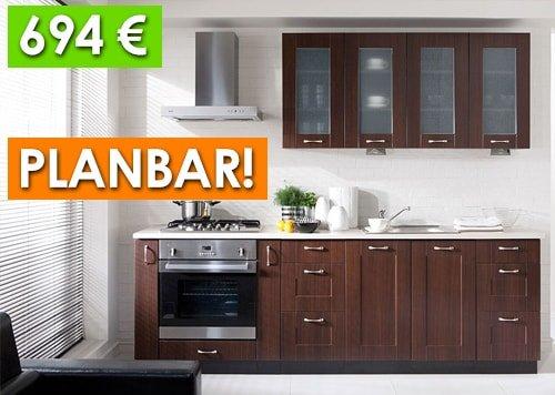 Günstige küchen  günstige Küchen online kaufen | TOP Einbauküchen | FIWODO.de