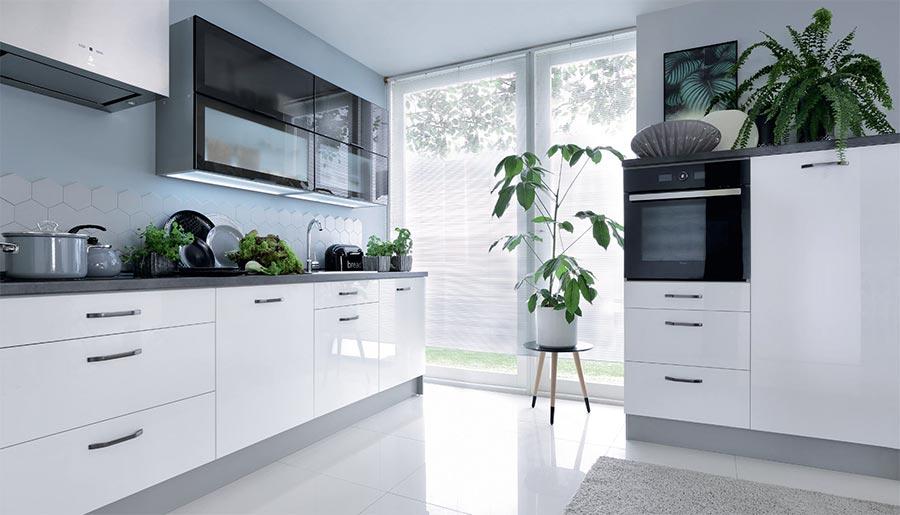 Küchenschrank: G-G-x/72-Regal (Breite wählbar!) - Küchenkollektion ...