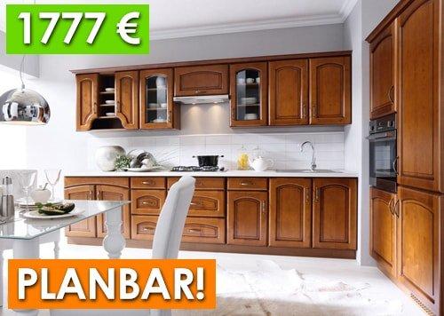 günstige Küchen online kaufen | TOP Einbauküchen | FIWODO.de