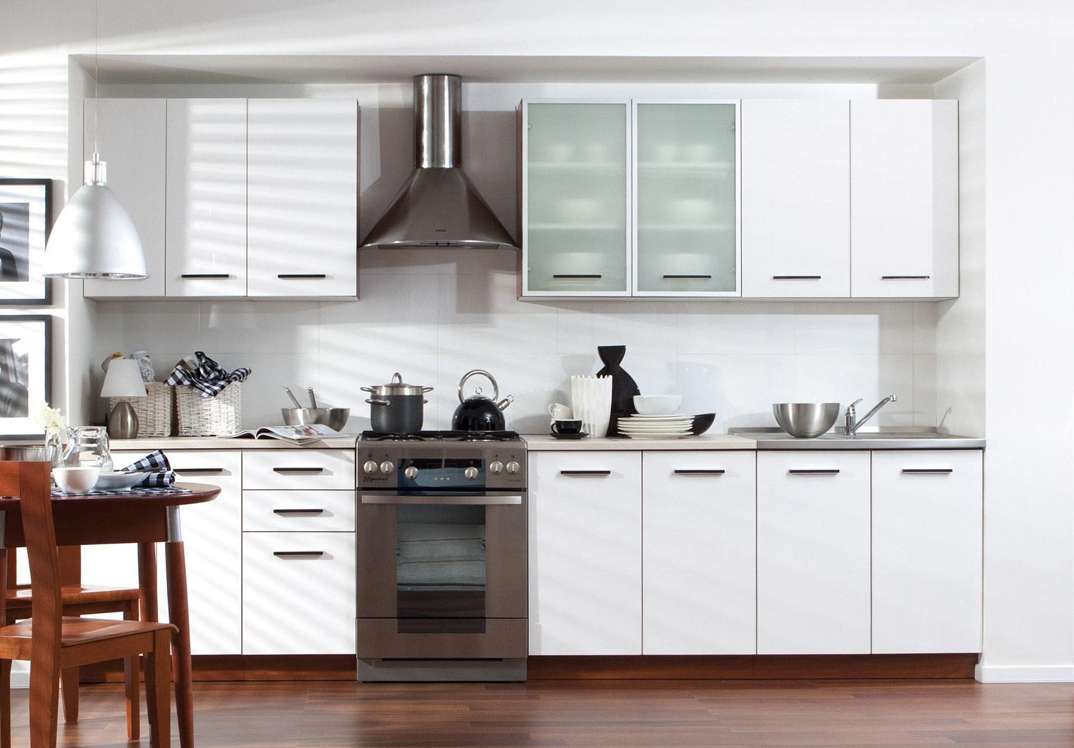 Küchenzeile weiß hochglanz – sehremini